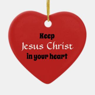 Ornement de Jésus-Christ