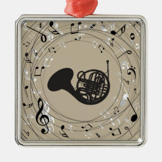 Ornement de joueur de cor de harmonie