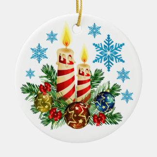 Ornement de Joyeux Noël