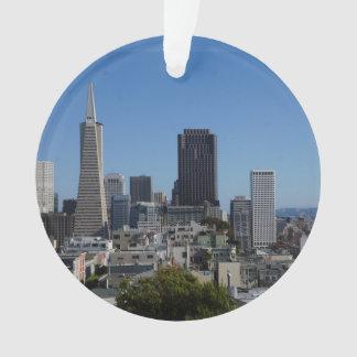 Ornement de l'horizon #1 de San Francisco
