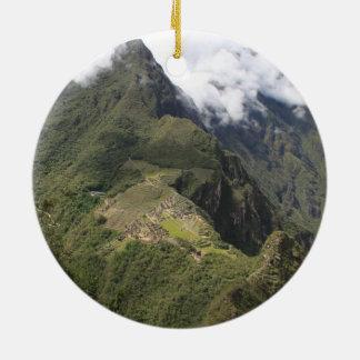 Ornement de Machu Picchu