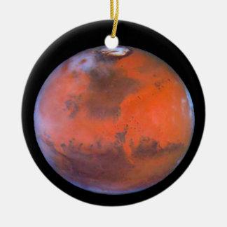 Ornement de Mars de planète