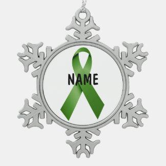 Ornement de mémorial de Cancer de vésicule biliair
