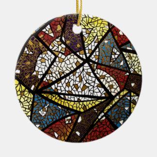 Ornement de Noël de colombe de paix (Saint-Esprit)