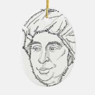 Ornement de Noël de David Hume