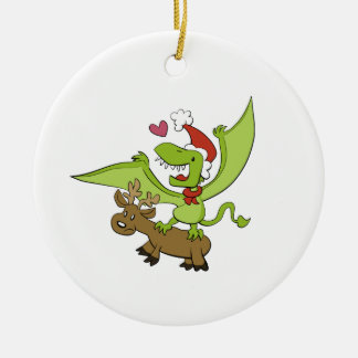 Ornement de Noël de Dimorphodon