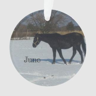 Ornement de Noël de Juno