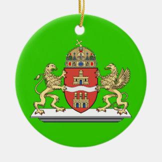 Ornement de Noël de la Hongrie Budapest