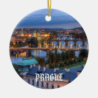 Ornement de Noël de Prague