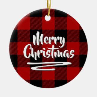 Ornement de Noël de Rob Roy