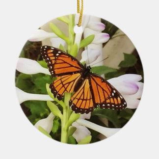Ornement de papillon