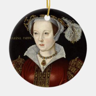 Ornement de Parr/Henry VIII de Katherine