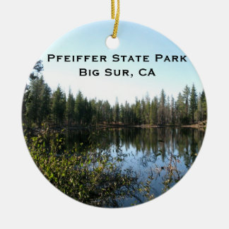 Ornement de paysage de la Californie du nord