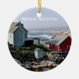 Ornement de paysage de la Nouvelle-Écosse