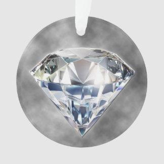 Ornement de pierre gemme de diamant