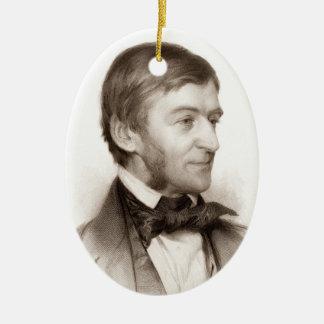 Ornement de Ralph Waldo Emerson