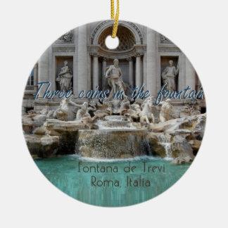 Ornement de ROME Italie
