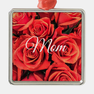 Ornement de roses de maman
