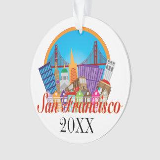 Ornement de San Francisco