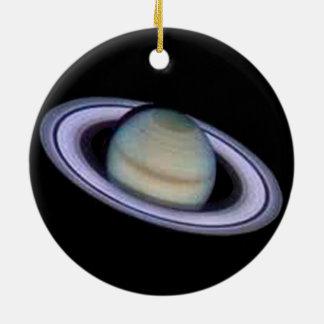 Ornement de Saturn de planète