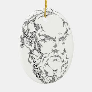 Ornement de Socrates