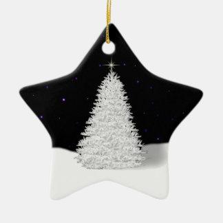 Ornement de souvenir de Noël d'arbre de Noël