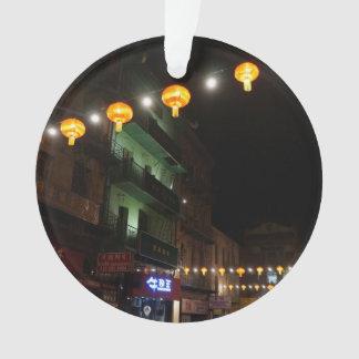 Ornement des lanternes #3 de San Francisco