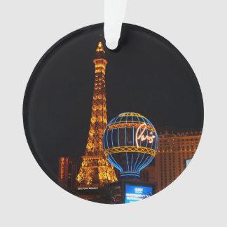 Ornement d'hôtel et de casino #2 de Paris Las
