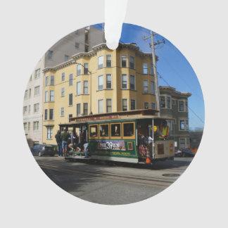 Ornement du funiculaire #4 de San Francisco