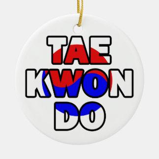 Ornement du Taekwondo