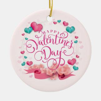 Ornement élégant de la Saint-Valentin | de coeurs