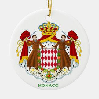 Ornement en céramique de MONACO*