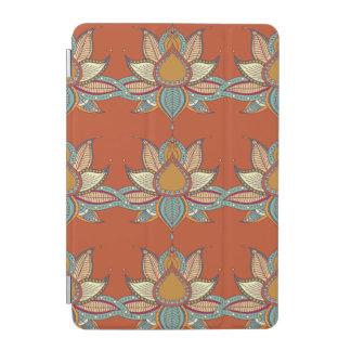 Ornement ethnique de mandala de lotus de fleur protection iPad mini