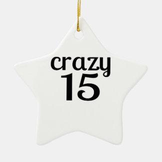 Ornement Étoile En Céramique 15 conceptions folles d'anniversaire