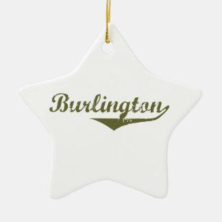 Ornement Étoile En Céramique Burlington