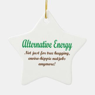Ornement Étoile En Céramique Énergie de substitution