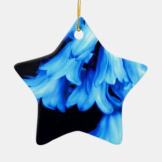 Ornement Étoile En Céramique Floral, art, conception, beau, nouvelle, mode,
