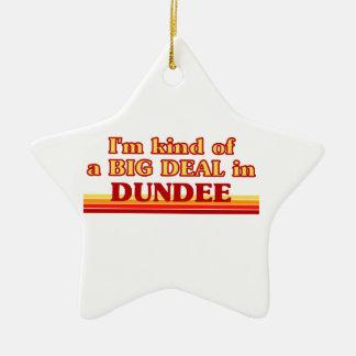 Ornement Étoile En Céramique Genre d'I´m d'affaire à Dundee