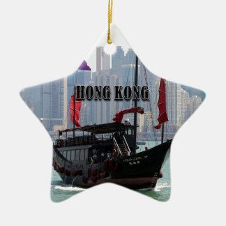 Ornement Étoile En Céramique Hong Kong : Ordure chinoise 2