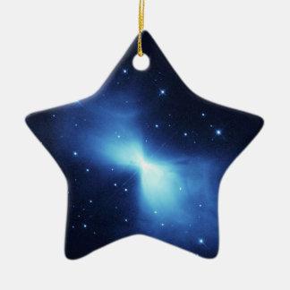 Ornement Étoile En Céramique La NASA de nébuleuses de boomerang de NASAs