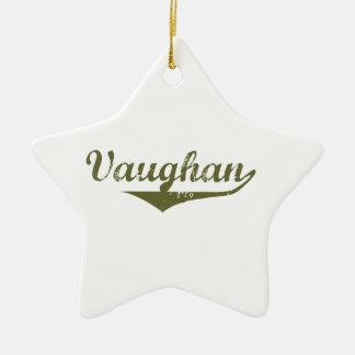 Ornement Étoile En Céramique Vaughan