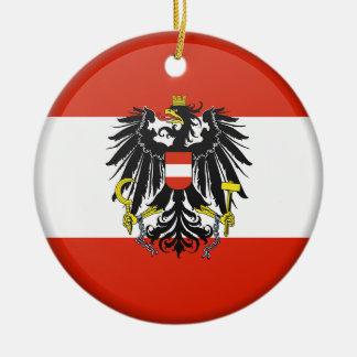 Ornement fait sur commande de Noël de l'Autriche