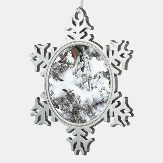 Ornement Flocon De Neige Abrégé sur neige