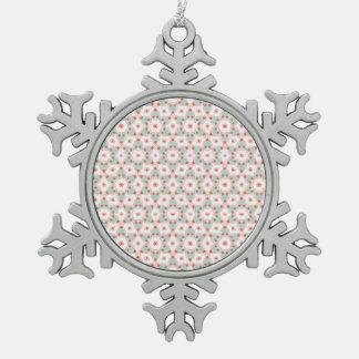 Ornement Flocon De Neige Beau motif V01A
