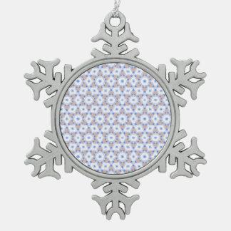 Ornement Flocon De Neige Beau motif V01B