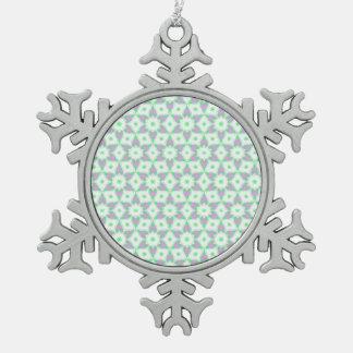Ornement Flocon De Neige Beau motif V01C