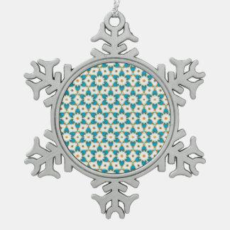 Ornement Flocon De Neige Beau motif V01F