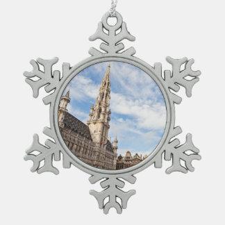 Ornement Flocon De Neige Endroit grand à Bruxelles
