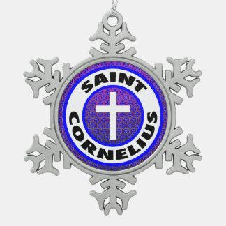 Ornement Flocon De Neige Saint Cornélius