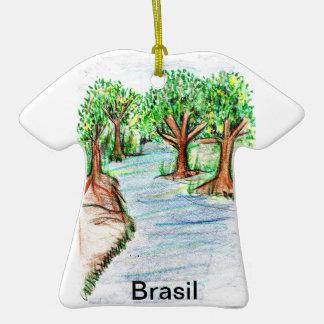 Ornement Floresta-Brasil